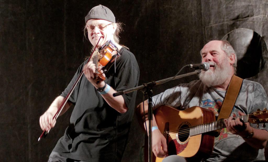 Ric Sanders and Vo Fletcher - Costa Del Folk 2021